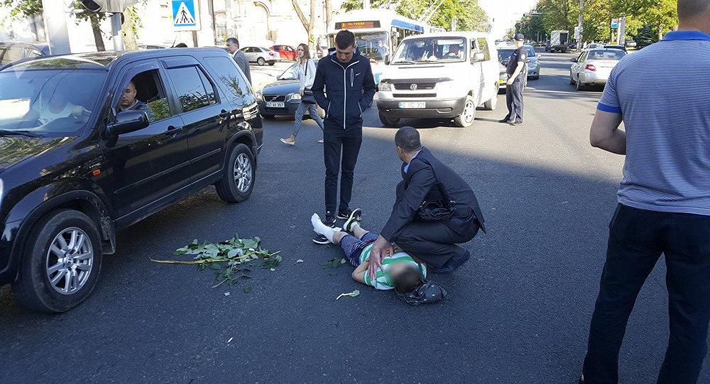 Картинки как человека сбила машина