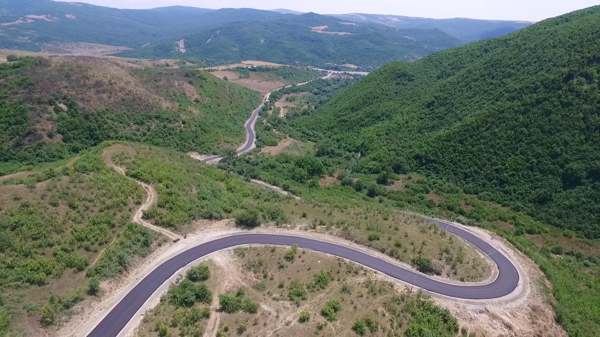 дороги азербайджана фото делится несколько