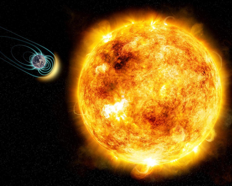 идей штор солнце с разных точек солнечной системы фото масштаб