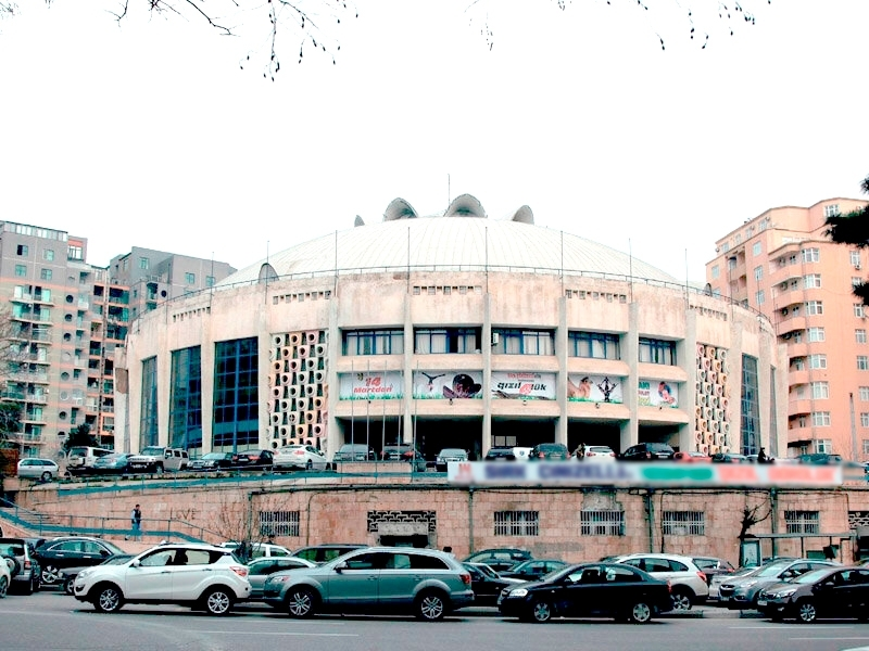 Бакинский Государственный Цирк - CityLife.az | 600x800