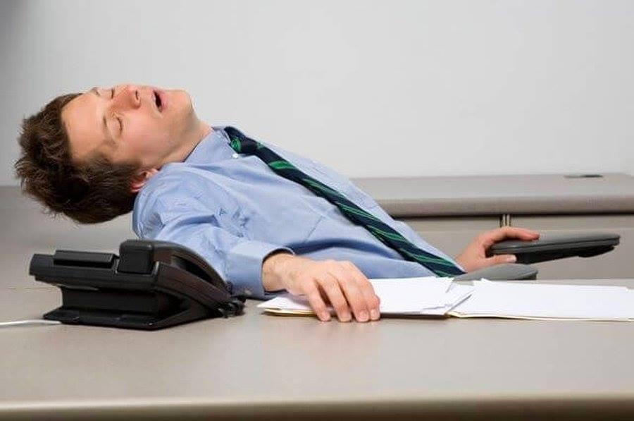 Смешные картинки уставших работников