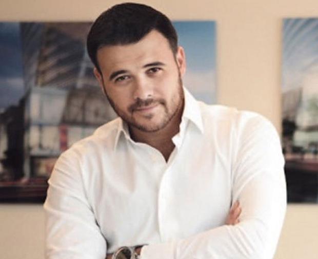 Emin Ağalarov üçüncü dəfə evlənir - Fotolar