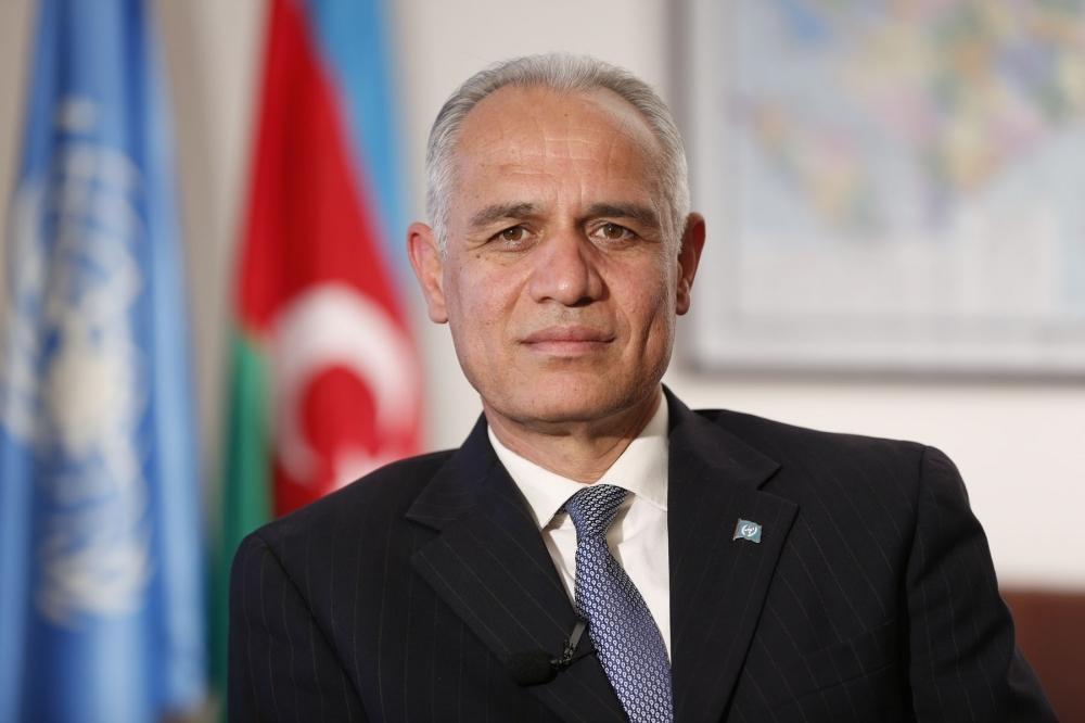 Представитель ООН обратился к гражданам Азербайджана - ВИДЕО
